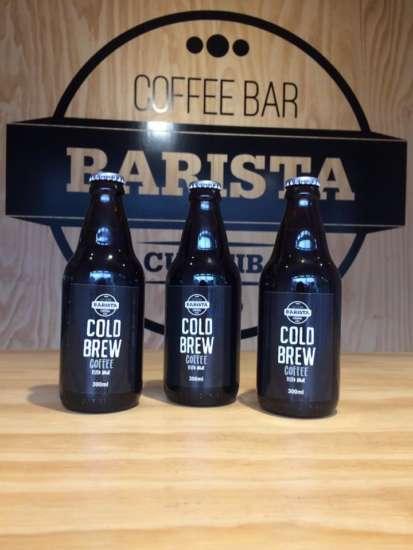 Barista Coffee Bar oferece seu delicioso Cold Brew para refrescar os dias mais quentes do ano