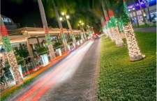 Com a maioria de sua população cristã, o Natal torna-se uma das principais datas comemorativas.