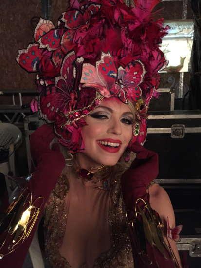 Artista da cena paulistana, descoberta por meio das mídias sociais, Ruane Ballman tinterpretará uma cantora de cabaré dos anos 20.