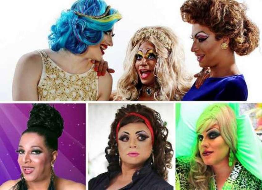 Hamburgueria terá apresentações com drags famosas de 18 a 21 de janeiro.