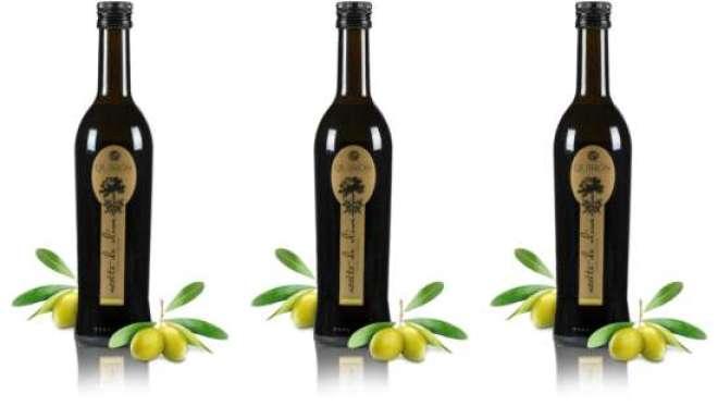 Um blend especial, das oliveiras da Família Quirós para sua mesa.