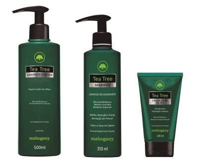 Composta por três produtos, linha com efeito detox oferece ação revigorante e revitalizante.