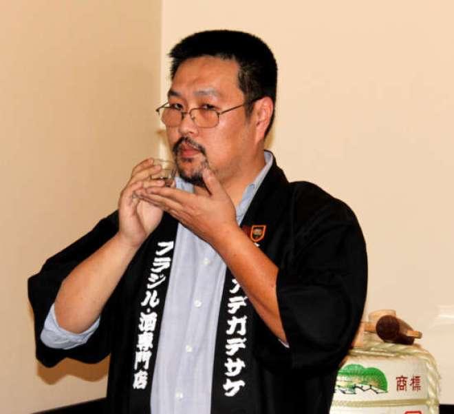 O evento será comandado pelo primeiro Sake Samurai da América Latina, Alexandre Tatsuya Lida.