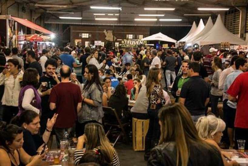 O evento, que reúne cerveja artesanal, cultura e food, terá dois food trucks com garantia de origem dos produtos da Friboi.