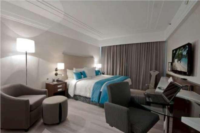 Apartamento categoria Luxo do Radisson Alphaville.