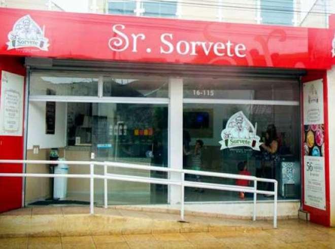 A unidade recém inaugurada terá como foco principal a venda de sorvetes self-service e picolés, além dos sorvetes para viagem.