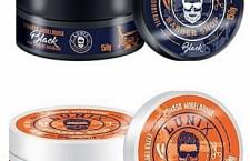 Produtos para cabelos e barba trazem formulações inusitadas e visual retrô.