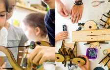 """As atividades do """"Maker Free Day"""" ocorrem nas unidades do Morumbi Town Shopping e Berrini e são destinadas para crianças de idade entre 7 e 11 anos."""