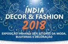 Vem aí a Mostra Índia Decor & Fashion 2018