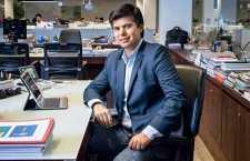 FREDERICO TRAJANO, CEO DO MAGAZINE LUIZA. Empresa é brasileira com maior ganho de peso entre as entrantes.