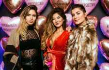 "Nati Vozza e integrantes do ""5 Seconds Of Summer"", Arthur Nory, entre outros, curtiram a noite com drinks by Chandon Rosé."