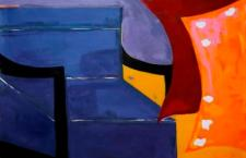 """A exposição """"HARMONIA"""" que conta com 7 trabalhos inéditos em acrílico e suas releituras em aquarela"""