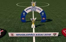 A marca do Assaí Atacadista passa a ser associada à logomarca do Brasileirão na divulgação de conteúdos oficiais e nas propriedades comerciais da competição.