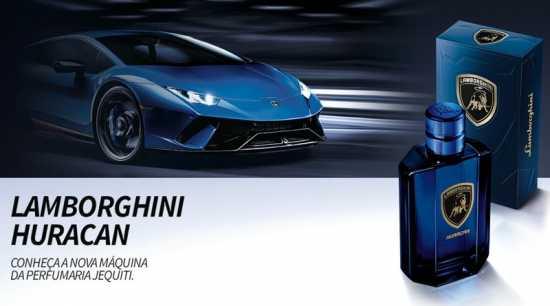 O perfumeLamborghini Huracan representa muito bemesse modelo de automóvel desportivo italiano