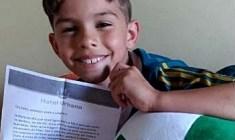 Hurb faz surpresa para viajante de 8 anos