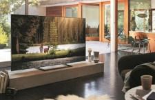 A Única Conexão Invisível das novas QLEDs TVs é a solução definitiva e segura para salas modernas
