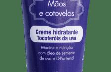 O novo produto, que evita ressecamento, conta com ingredientes vegetais e tem toque seco para recuperar a pele das agressões diárias.