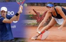 Tenistas de 12 países em ação na Copa Guga Kuerten