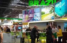 Espaço do Brasil na WTM Londres 2018 - Fotos: Pablo Peixoto/Embratur