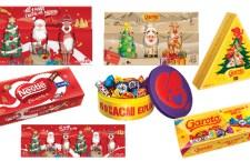 Nestlé e Garoto apresentam as novidades para o Natal 2018