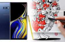 4 momentos que tornam o Galaxy Note 9 um aliado do entretenimento