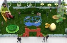 Parque João e o Pé de Feijão chega para animar as férias do Shopping Anália Franco