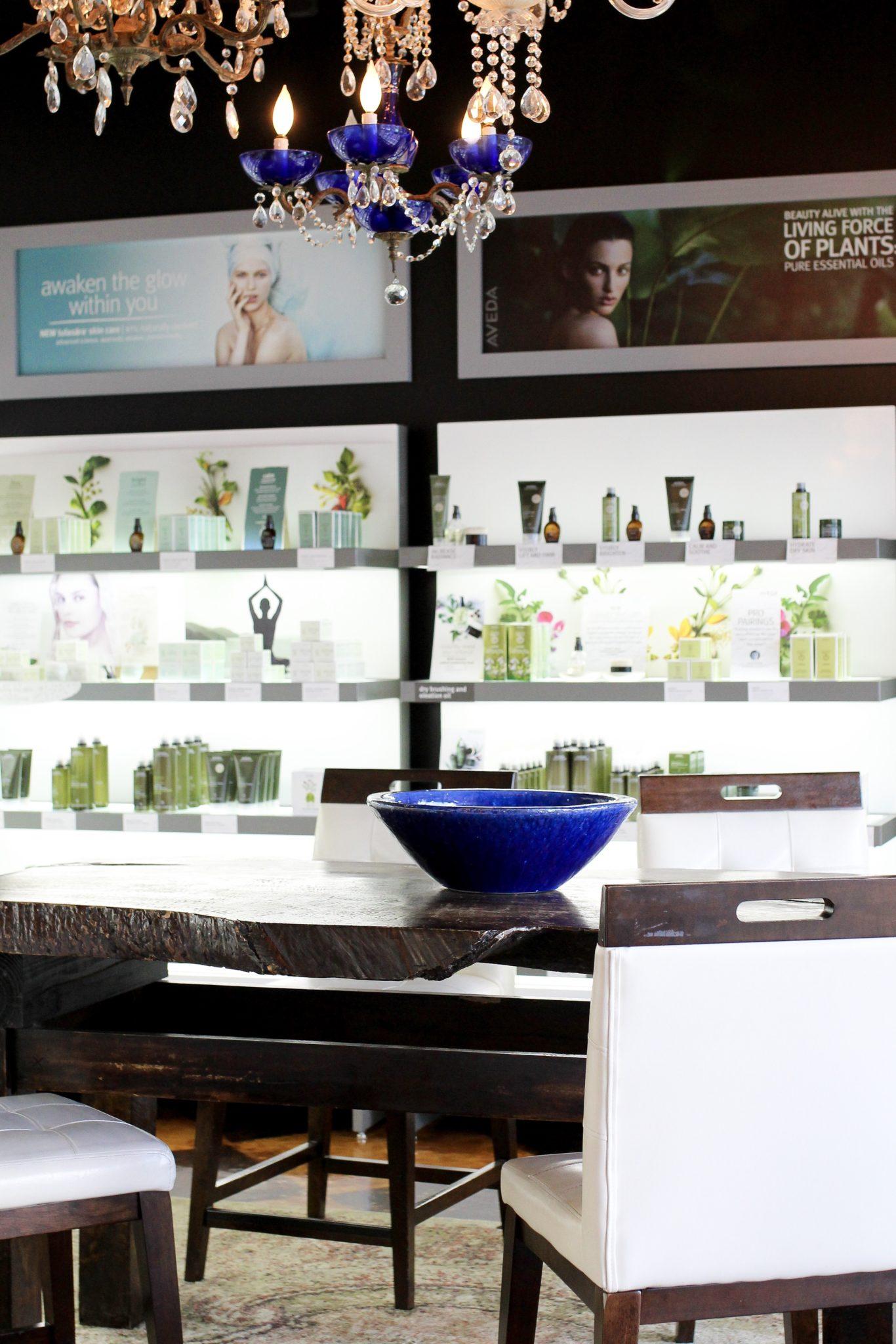 Whole Aveda Salon Spa in Oldsmar FL