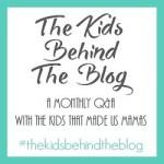 Kid's Behind the Blog: June Interview