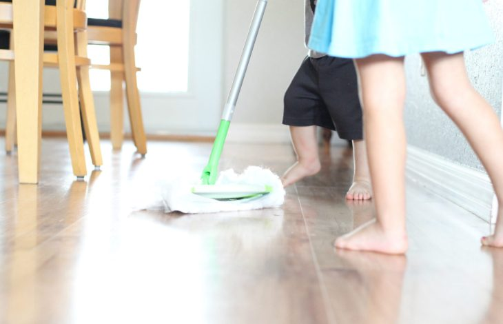 Age Appropriate Chores for Toddlers
