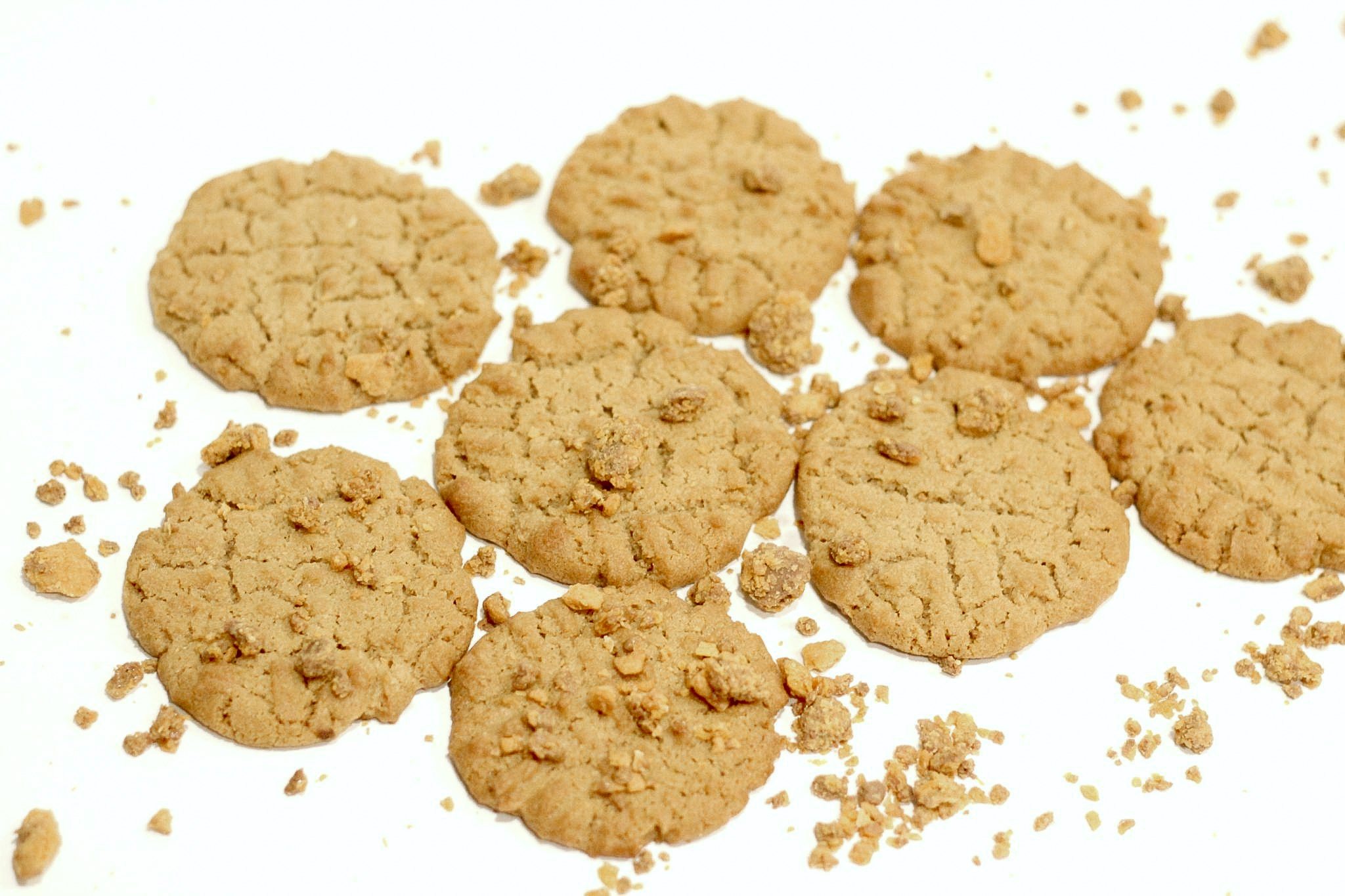 Butterfinger Peanut Butter Cookie