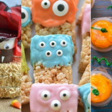 8 SCHOOL APPROVED HALLOWEEN TREATS
