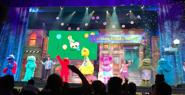 SESAME STREET LIVE! | TAMPA BAY EVENTS