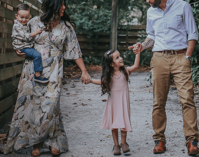 HOW TO TAKE BETTER FAMILY PHOTOS