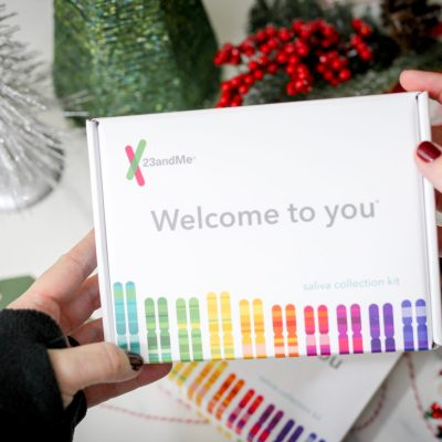 GIVE THE GIFT OF 23ANDME