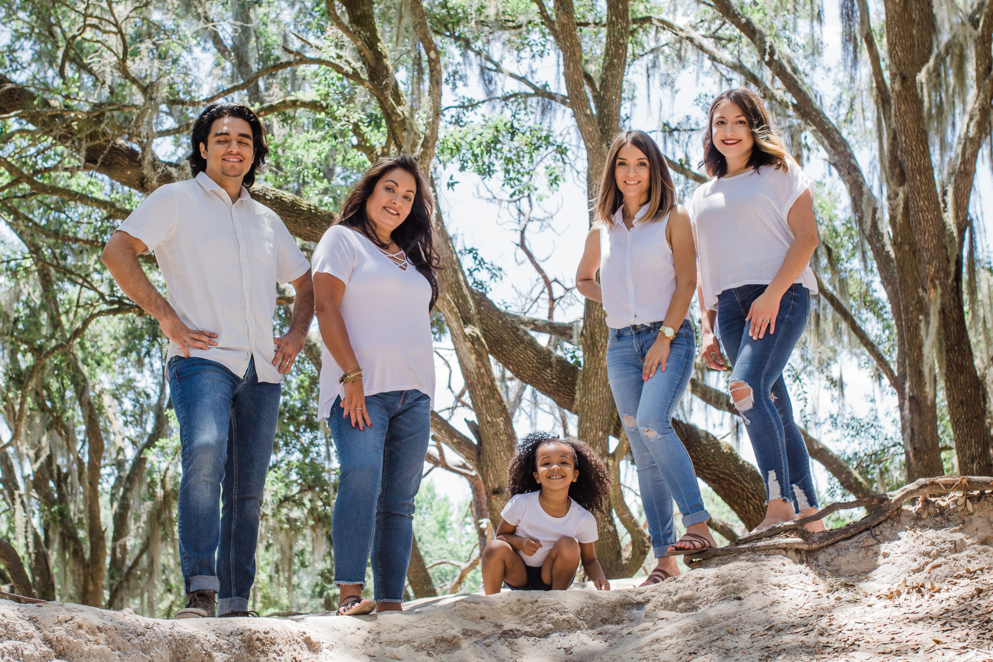 cousin photography, family photography, Tampa family photography, sibling photography