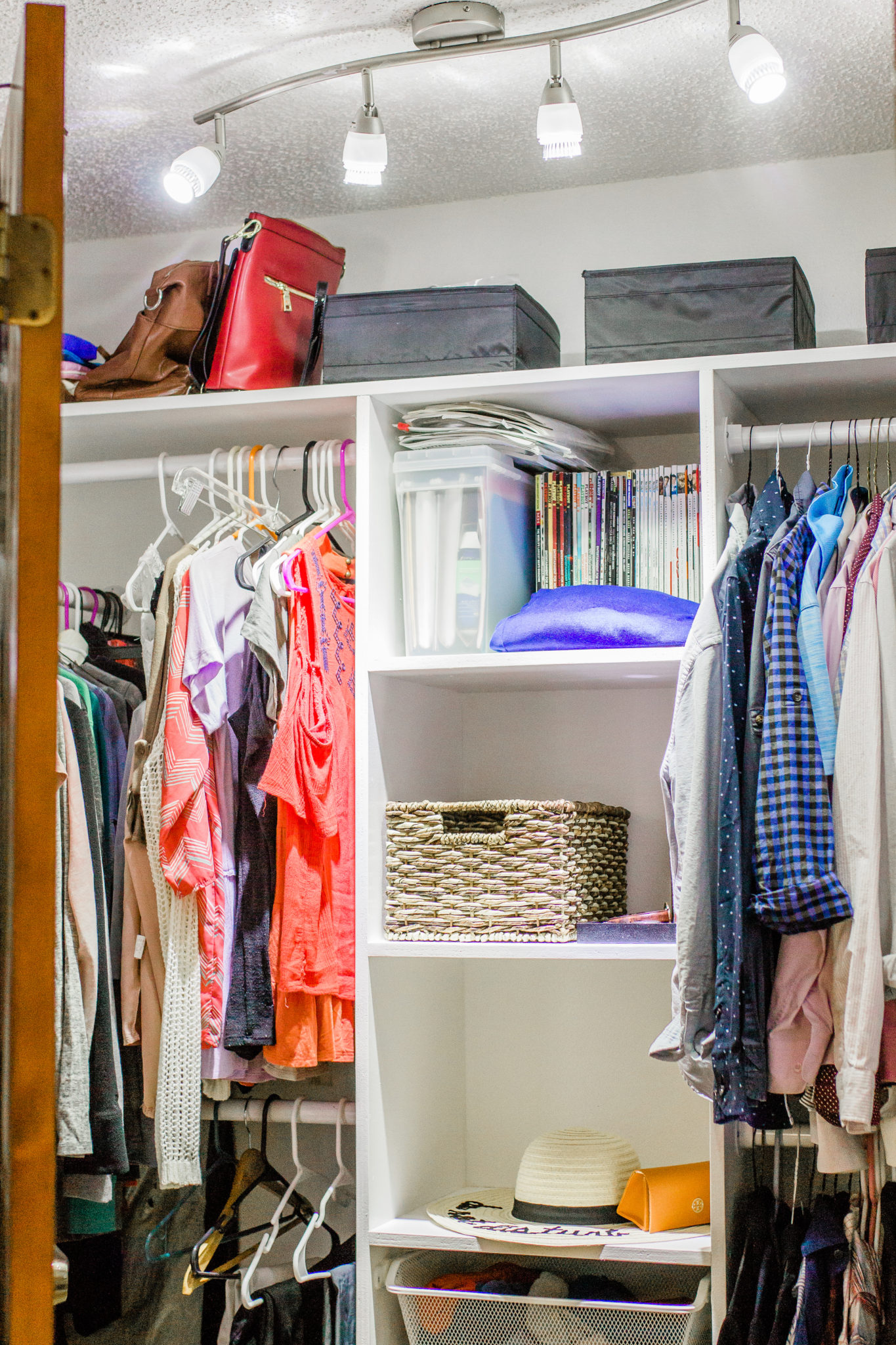 #ad #mariekondoxcaclosets How to Maximize Your Closet Space with California Closets and the KonMari method