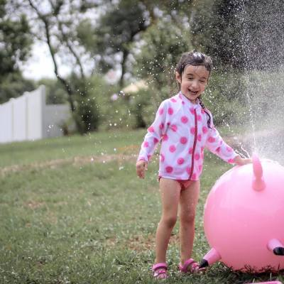 6 SUMMER WATER PLAY ACTIVITIES FOR TODDLERS
