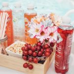 CREATING A HEALTHY POOLSIDE SNACK SPREAD