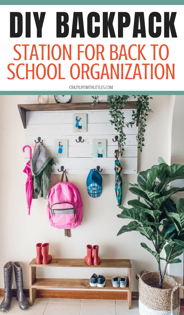 DIY BACKPACK STATION, FARMHOUSE STYLE ENTRYWAY, Tampa parenting blog mothers blog motherhood blog Florida travel blogger travel influencer healthy mom blogger spring hill florida lifestyle parenting blog best mom blog 2018 Disney blogger Disney travel blogger Orlando travel blogger Orlando mom blogger Orlando Instagram influencer