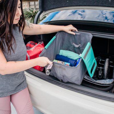 MOM EMERGENCY CAR KIT: BACK TO SCHOOL EDITION