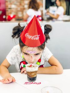 Coca-Cola Store Rooftop Bar in Disney Springs, Tampa parenting blog mothers blog motherhood blog Florida travel blogger travel influencer healthy mom blogger spring hill florida lifestyle parenting blog best mom blog 2018