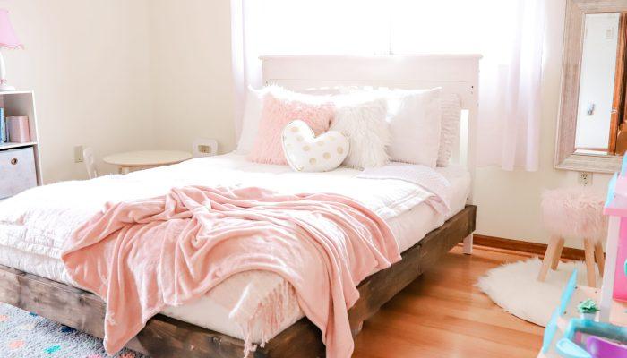 BEDROOM UPDATE WITH BEDDYS ZIPPER BEDDING