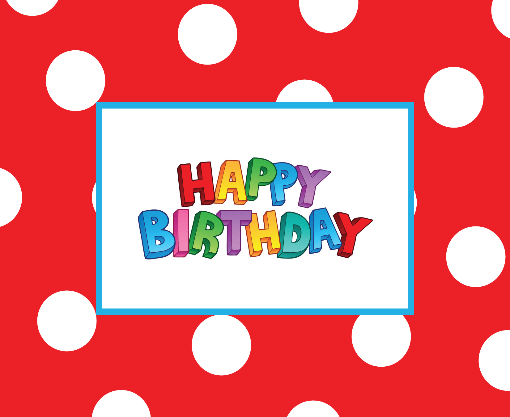 Free Printable Birthday Cards Amp Another Giveaway
