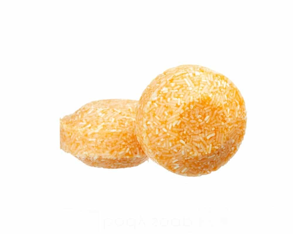 Crazy Love Bath and Body Dancing Sunrise Solid Shampoo Bar