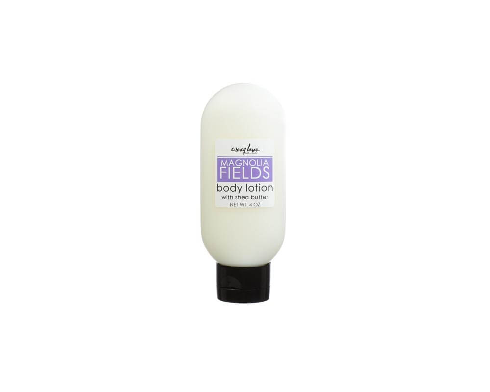 Magnolia Fields Shea Butter Lotion - Travel Sized