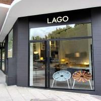 La firma de Diseño Italiano LAGO inaugura LAGOSTORE en Madrid