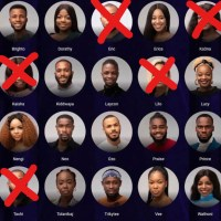 BBNaija Lockdown 2020 Updates: Down to 15