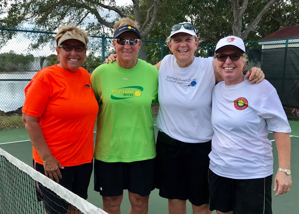 Ft Myers, FL 2017 w/Dottie and Anita and Claire