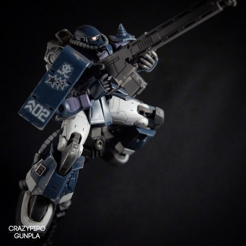 HG Zaku TriS Origin-1
