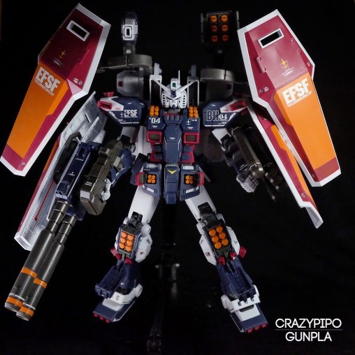 MG FA Gundam-8